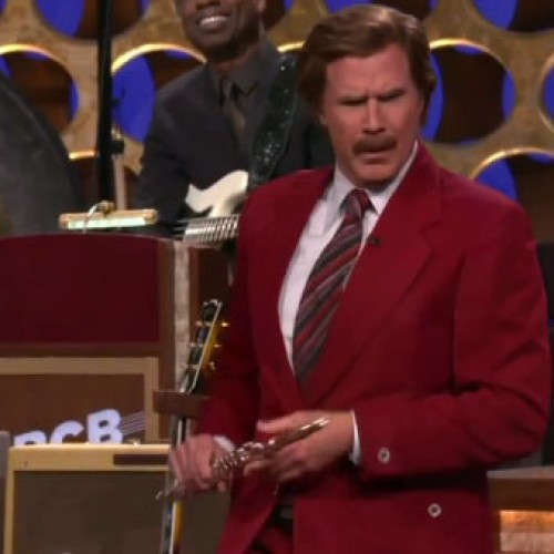 Stay classy Anchorman fans, part two is coming