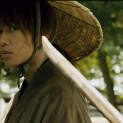 The only thing missing in this Rurouni Kenshin trailer is Tom Cruise