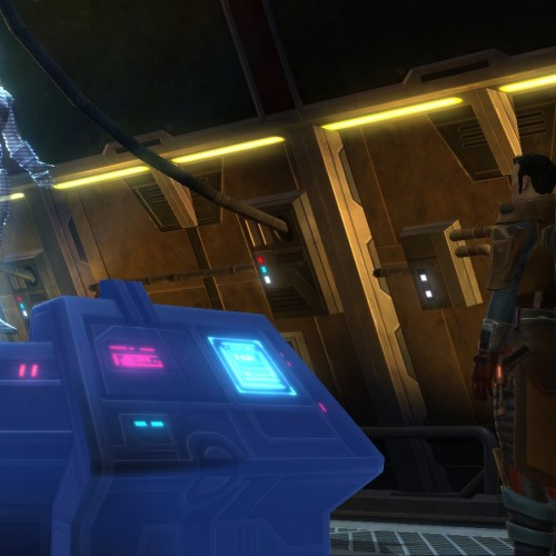 Star Wars: The Old Republic Friends Trial