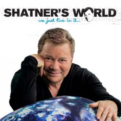 Check out 'Shatner's World' at a theater near you!