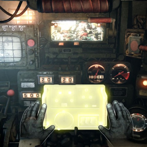 Steel Battalion: Heavy Armor ditches the giant controller for Kinect