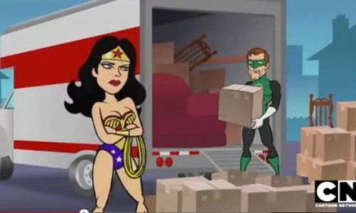 And that's why they're called The Justice League