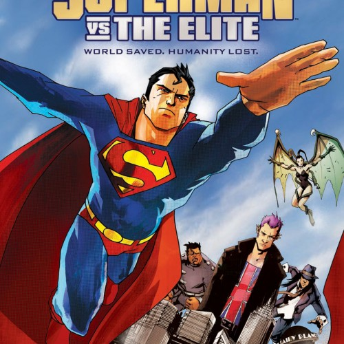 Superman vs. The Elite review and a surprise!