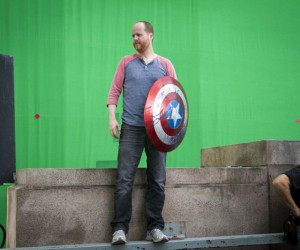 The Avengers on set - 04