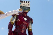 The Avengers on set - 06