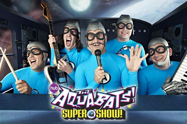 Giveaway Time The Aquabats Cds Signed Transformers Prime