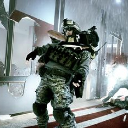 Battlefield 3 takes you up close and personal with the Close Quarters DLC trailer, 'Ziba Tower'