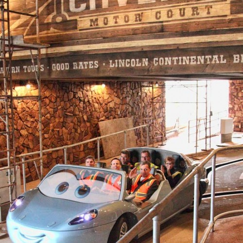 Cars Land is coming June 15 at Disney California Adventure