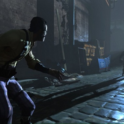 Get acquainted with 'Dishonored', the Thief, Half Life 2, Bioshock mash-up