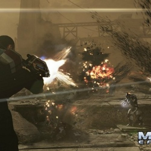 Mass Effect 3's reviews explode onto the web in glorious fashion