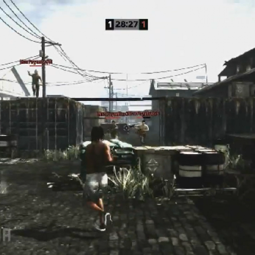 Max Payne 3's multiplayer has bullet-time and other 'Burst' powers