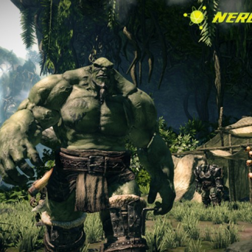 See from the orcs' point of view – new 'Of Orcs and Men' in-game screenshots