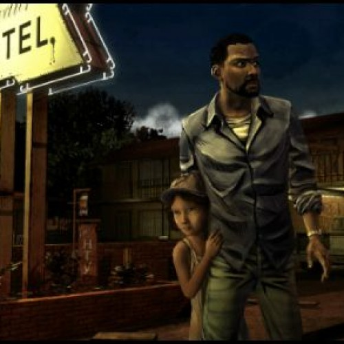 First teaser trailer for The Walking Dead video game