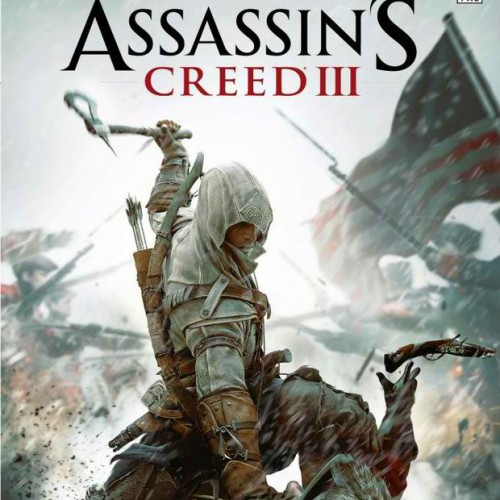 Ubisoft confirms American Revolution setting with Assassin's Creed III boxart