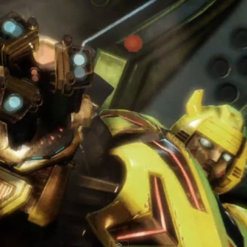 Transformers: Fall of Cybertron gameplay rolls out
