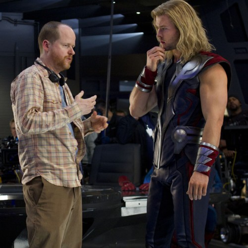 Whedon reveals original ideas for The Avengers including Wasp and a second villain