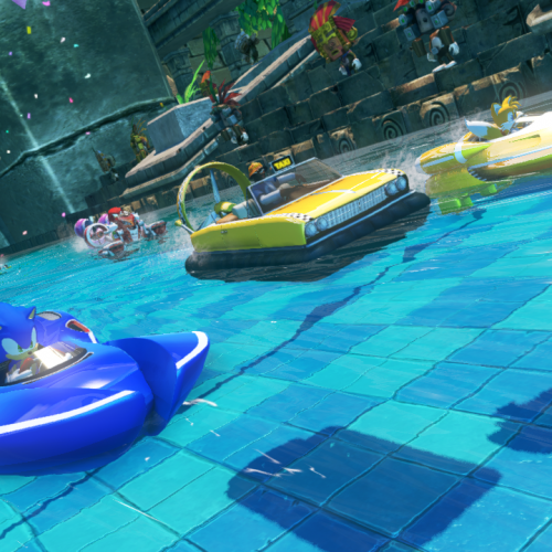 Sonic & All-Stars Racing Transformed coming in 2012