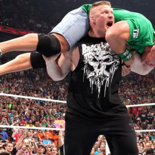 Brock Lesnar and The Rock sign new one-year contracts with the WWE