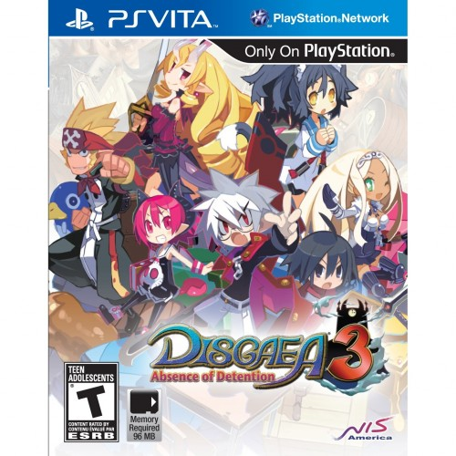 Time to Return to School for Disgaea 3: Absence of Detention