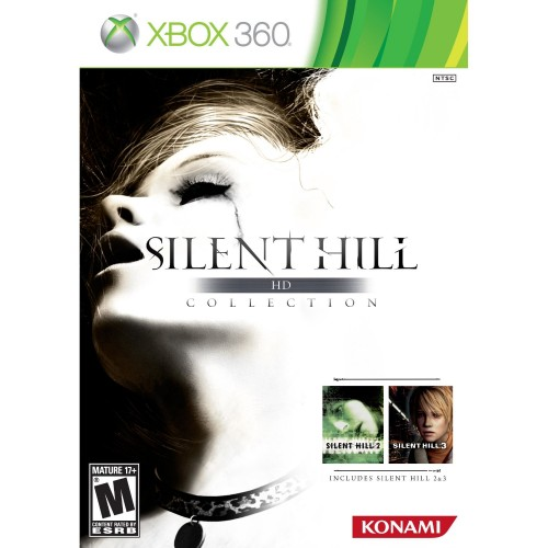 Return to the original Silent Hill in Silent Hill HD Collection