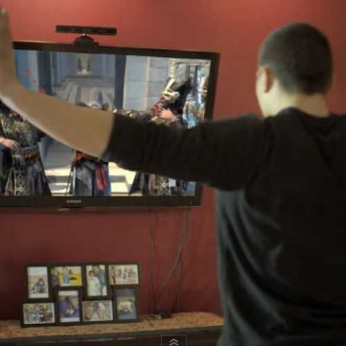 Assassin's Creed will now be Kinect enabled