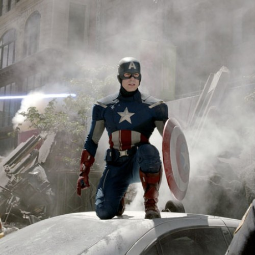 So you can maybe, kind of, get a role in Captain America: Winter Soldier