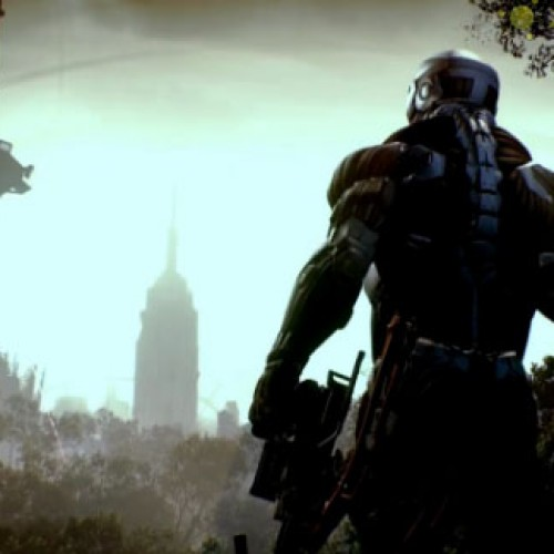 Crysis 3 gameplay trailer welcomes you to the jungle