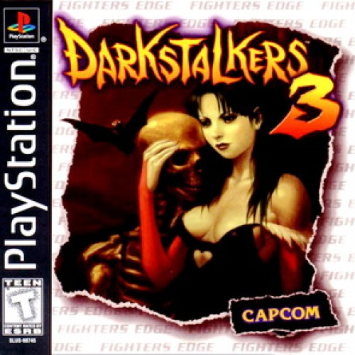 Darkstalkers 3 coming to PSN April 24th