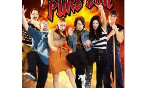 DVD Review: Todd & The Book of Pure Evil Season 1
