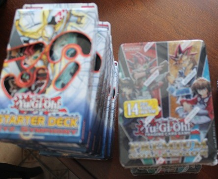 IMG 8901 e1334700381248 Contest: Yu Gi Oh! Giveaways with Starter Deck XYZ Symphony and 2012 Premium Tins
