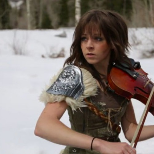 Zelda violin girl wins our hearts with Skyrim