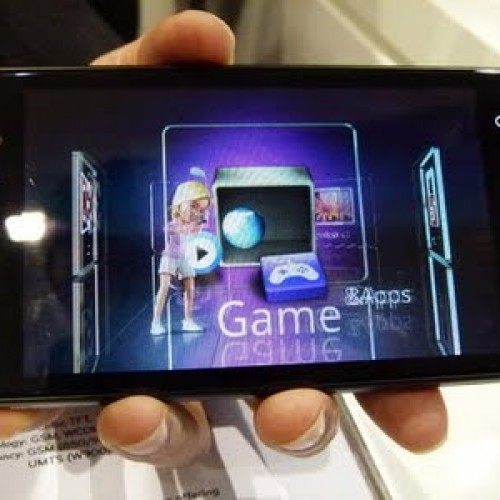 LG Optimus 3D – Breaking boundaries and the future of mobile gaming