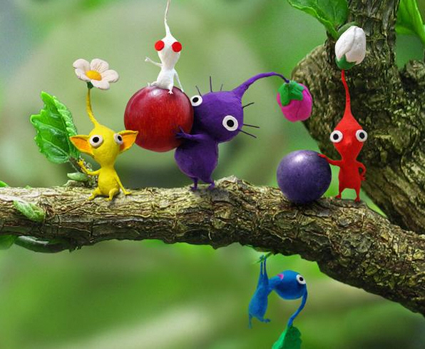 Pikmin  Rooms