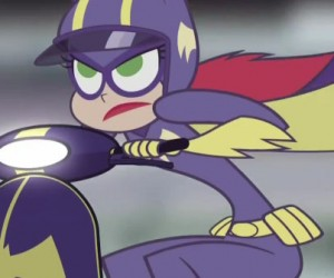 Super Best Friends Forever 2 Batgirl