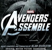 The Avengers original soundtrack