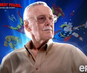 With Great Power Stan Lee Documentary