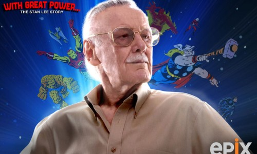 With Great Power: The Stan Lee Story exclusive clip – Stan Lee on quitting