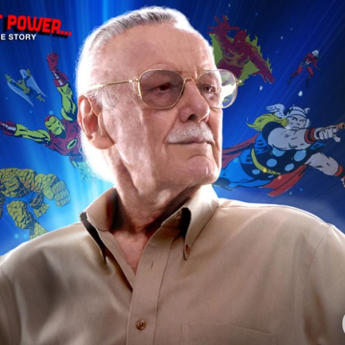 All-new Stan Lee documentary tonight on EPIX Channel