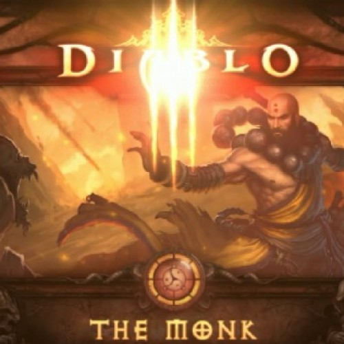 This week's re-revealed Diablo 3 class: the Monk