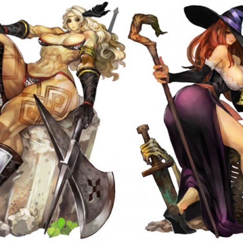 Atlus now publishing Dragon's Crown, release date pushed back to 2013