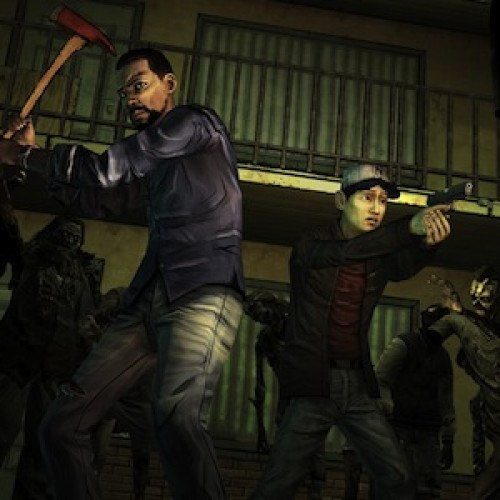 XBLA Review: The Walking Dead: Episode 1 – A New Day