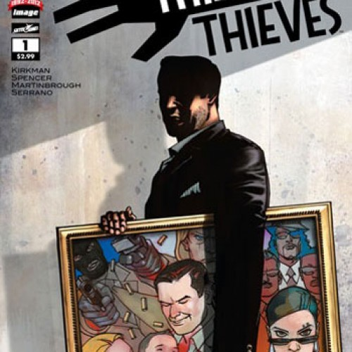 Robert Kirkmans' Thief of Thieves in development for AMC