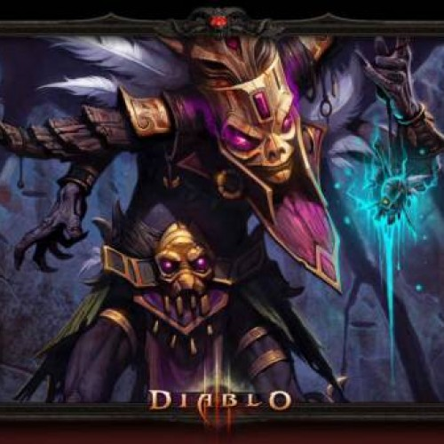 Diablo 3's Witch Doctor trailer – 'let the killing begin'