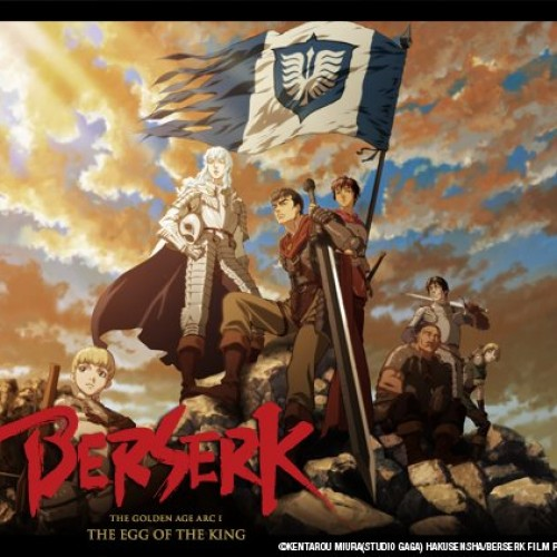 New Berserk anime this Fall 2012
