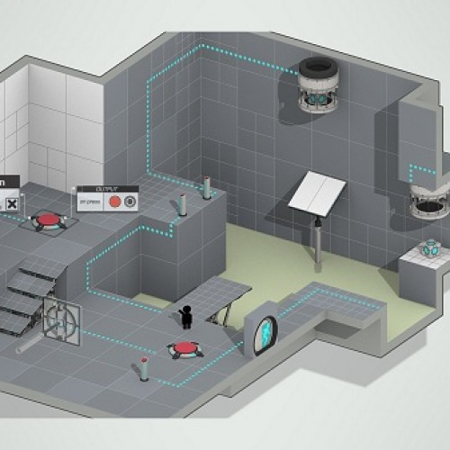 New user-friendly Portal 2 level editor teleports to PC, Mac May 8th