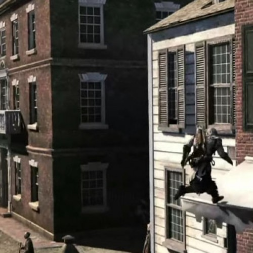 Assassin's Creed III gameplay trailer features dying Red coats