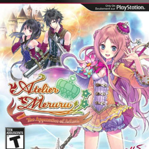 A non-spoiled princess who isn't being kidnapped? Atelier Meruru review