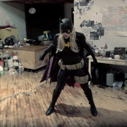 Batgirl gets her own fan-made web series