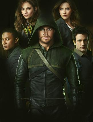 Arrow an upcoming cw tv show loosely based on the green arrow i say