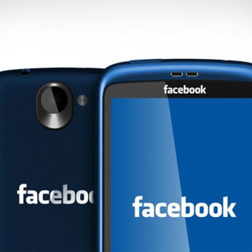 Facebook smartphone on its way
